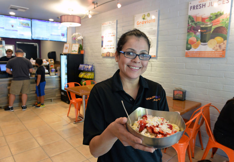 Vitality Bowls Now Open in Downtown Livermore