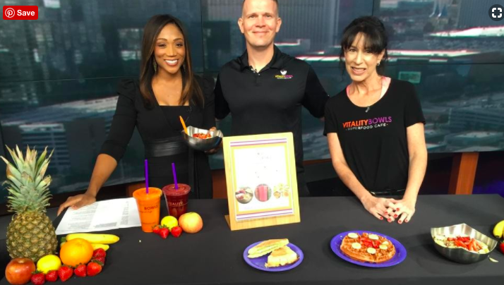 Vitality Bowls redefines fast casual healthy food