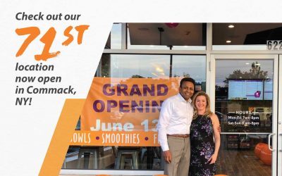 Vitality Bowls 71st location now open in Commack, NY