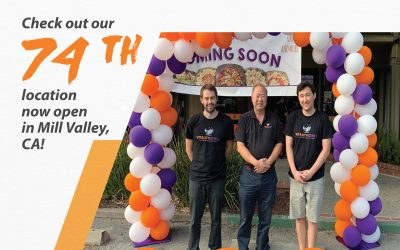 Vitality Bowls 74th location now open in Mill Valley, California