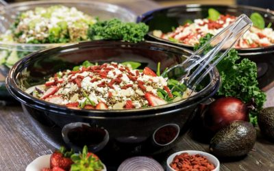 Healthy Bowls Restaurant From the West Coast Rolls Into Plano