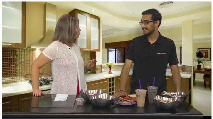 Vitality Bowls Offers Meat Free Healthy Options