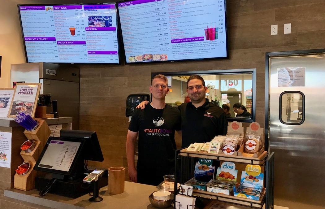 Vitality Bowls in southwest Las Vegas latest to get in on acai trend