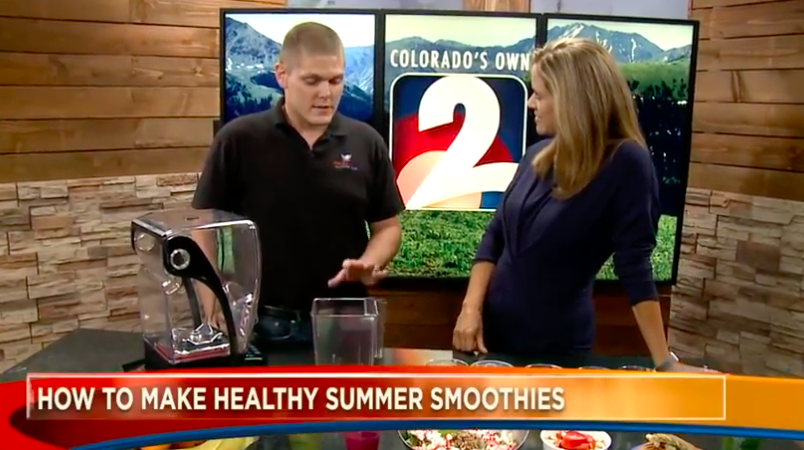 How to make healthy summer smoothies