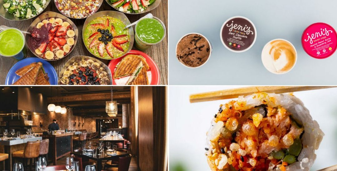 Restaurant Roundup: News from The Keep, Jeni's and more
