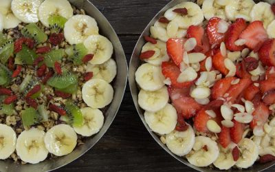 QSRMagazine.com: Vitality Bowls to Offer Free Granola on Saturday