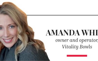 Location Owner, Amanda White, Featured in Global Franchise Magazine