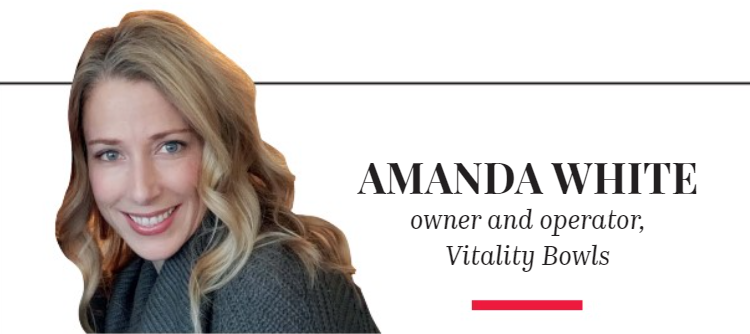 Location Owner, Amanda White, Featured in Global Franchise Magazine