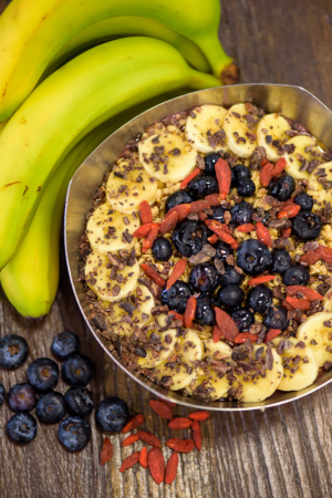 Vitality Bowls encourages healthy living, sharing experiences