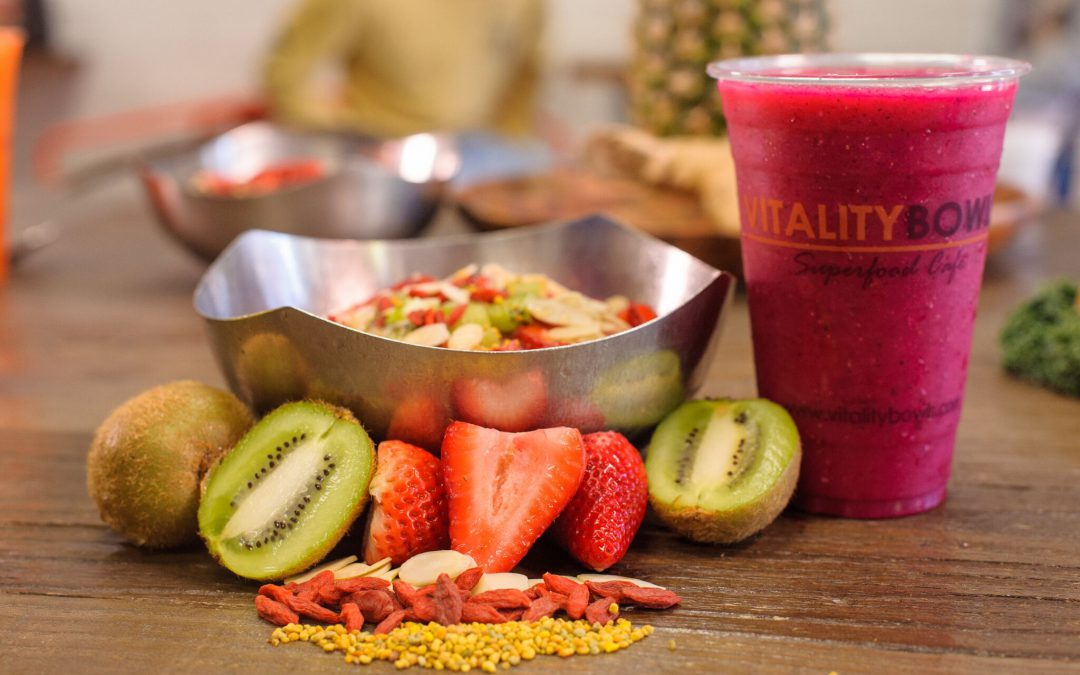 Vitality Bowls Claims Spot on Franchise Times Top 200+ List