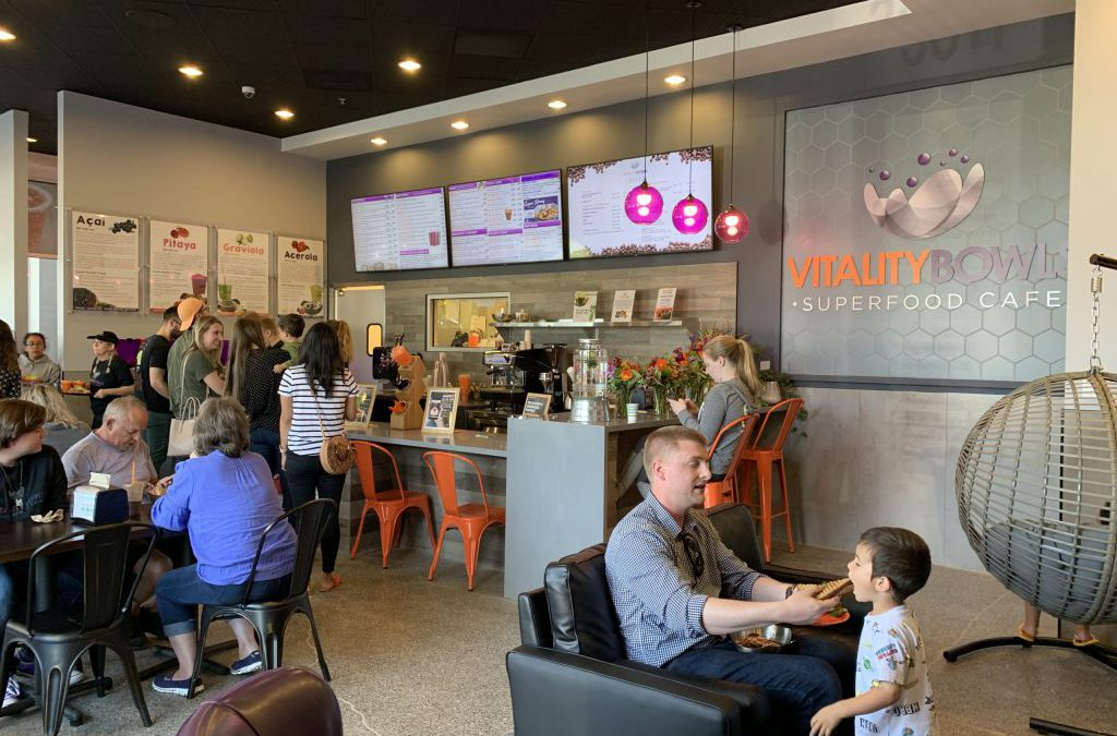 Vitality Bowls Of Bellingham Celebrates Its Two-Year Anniversary