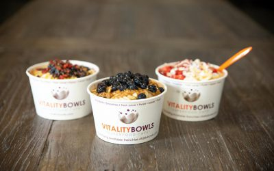 Vitality Bowls to Offer Special Deals for Father's Day and National Smoothie Day